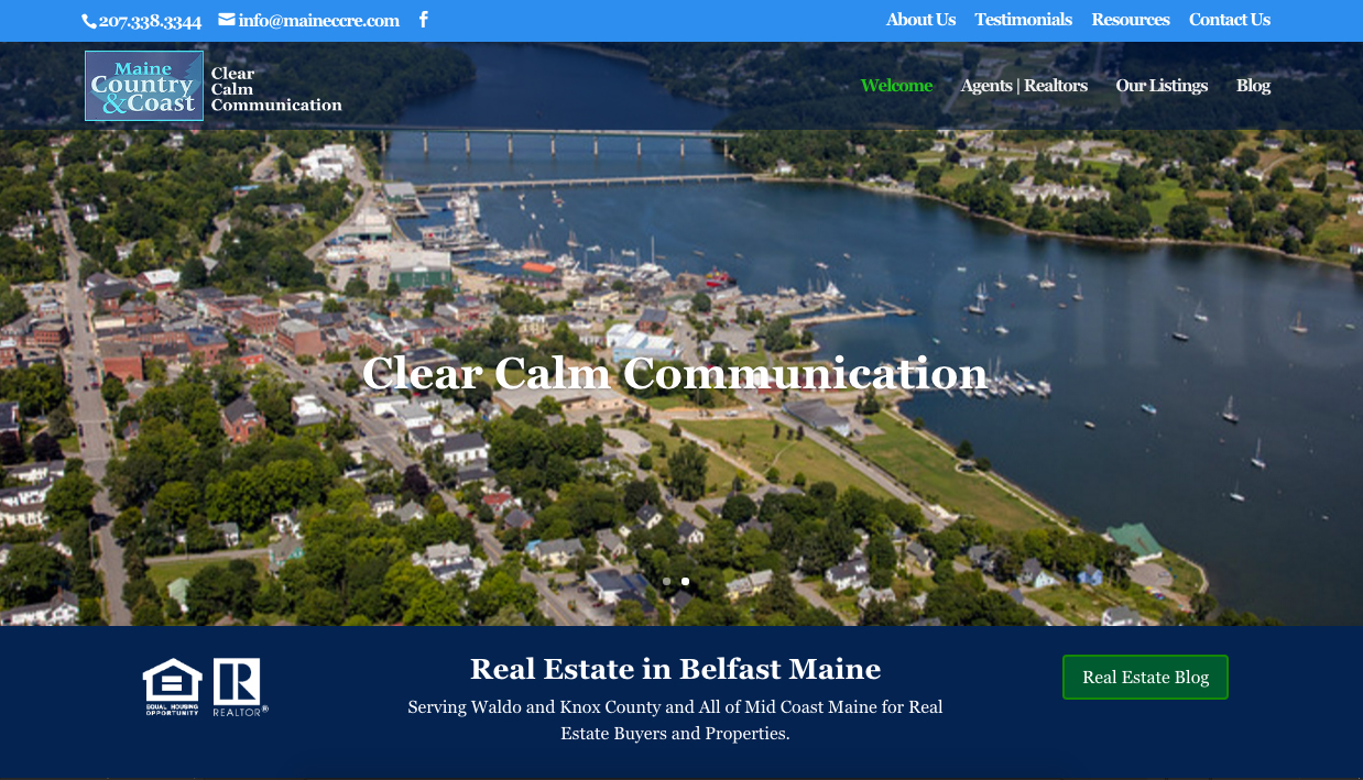 Maine Country Coast Real Estate